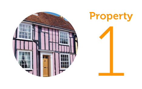 Property 1: Two bedroom cottage in Coggeshall