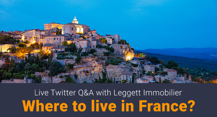 Q&A Recap | Where to live in France?