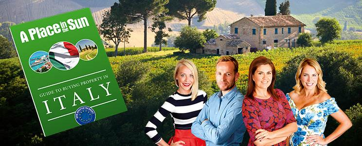 Free guide to buying a property in Italy