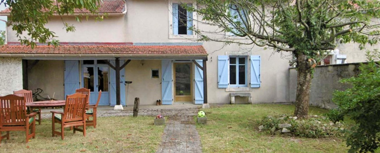Property for sale in Poitou-Charentes