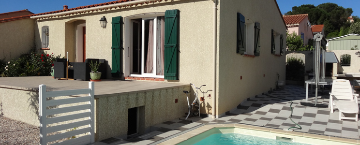 Property for sale in Languedoc-Roussillon