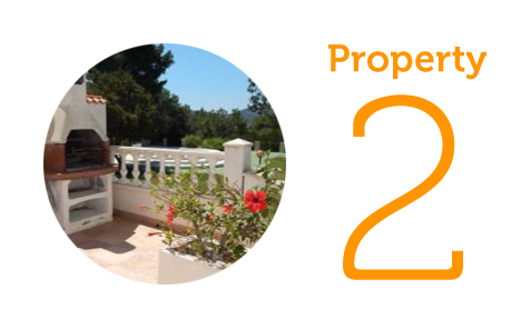 Property 2: Two-bedroom house in Sant Josep