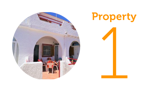 Property 1: One-bedroom apartment in La Mata
