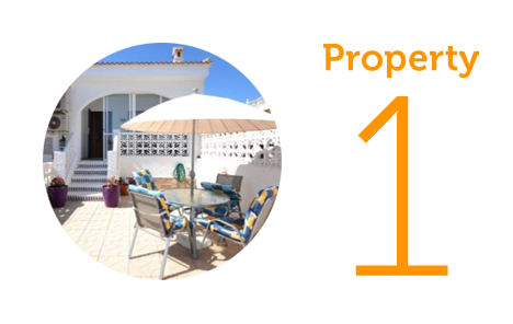 Property 1: One-bedroom house in Ciudad Quesada