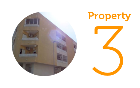 Property 3: Two-bedroom apartment for sale in Almoradi