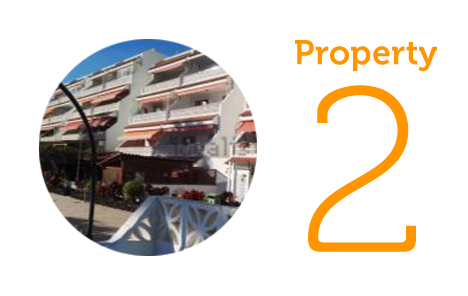 Property 2: Two-bedroom apartment in Calle Otero