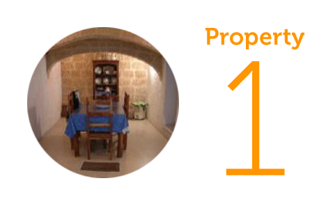 Property 1: Two-bedroom house in Naxxar