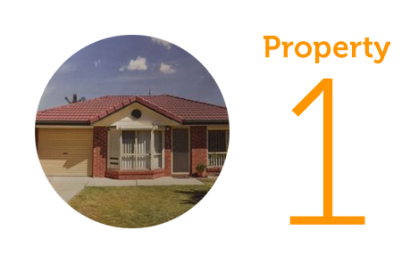 Property 1: Three-bedroom house in Hillcrest