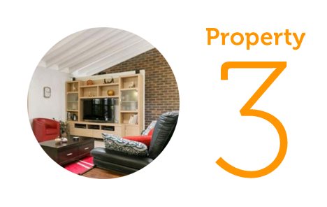 Property 3: Three-bedroom house in Redbank Plains