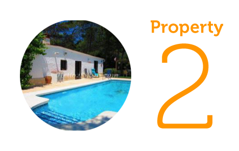 Property 2: Four-bedroom villa in Villalonga