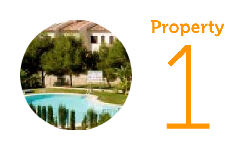 Property 1: Apartment on Los Olivos urbanisation