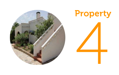 Property 4: Four-bedroom villa in Alicante
