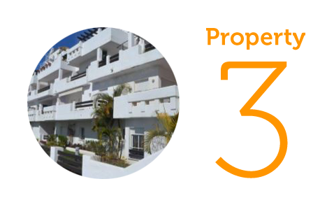 Property 3: Two-bedroom apartment in Estepona