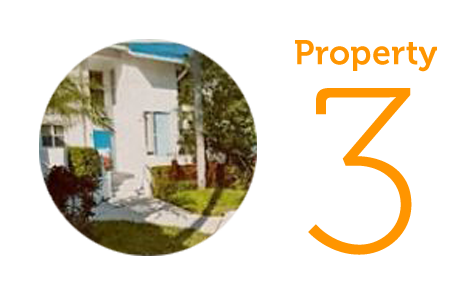 Property 3: Two-bedroom condo in Bradenton