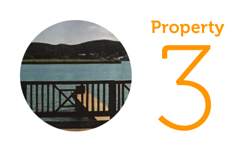 Property 3: Two-bedroom villa on Jolly Harbour