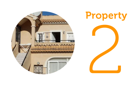 Property 2 - €75,995 Two-bedroom apartment in San Miguel