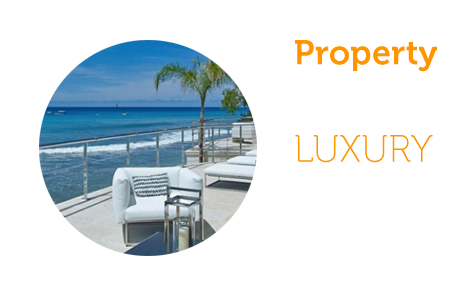 Hot property - 8,000,000.00 USD Six-bedroom beachfront villa