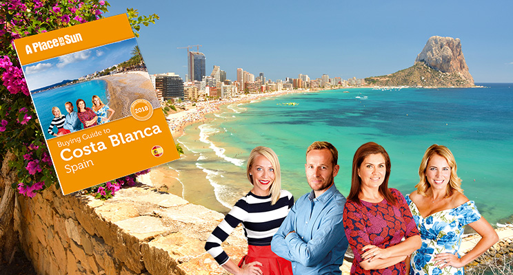 Our Brand New Costa Blanca Property Guide