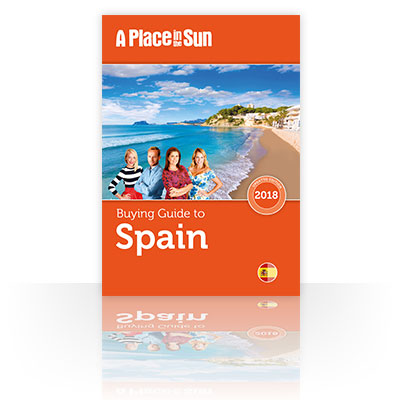 Free buying guide to Spain!