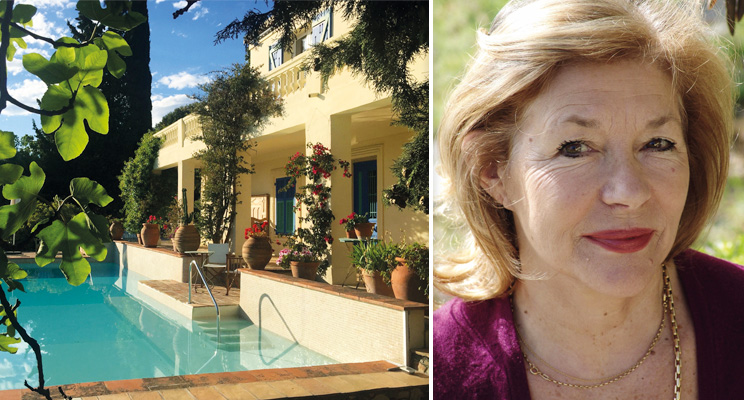 Carol Drinkwater's 30 Year Love Affair with Provence