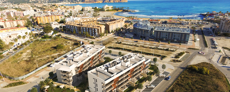 New build homes on the costa blanca