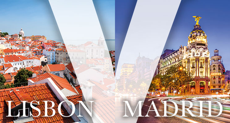 To Buy a Property in Lisbon OR Madrid?