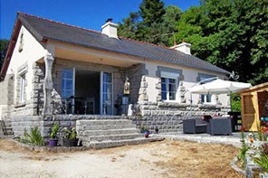 Weekly Property - Huelgoat, Finistere, Brittany