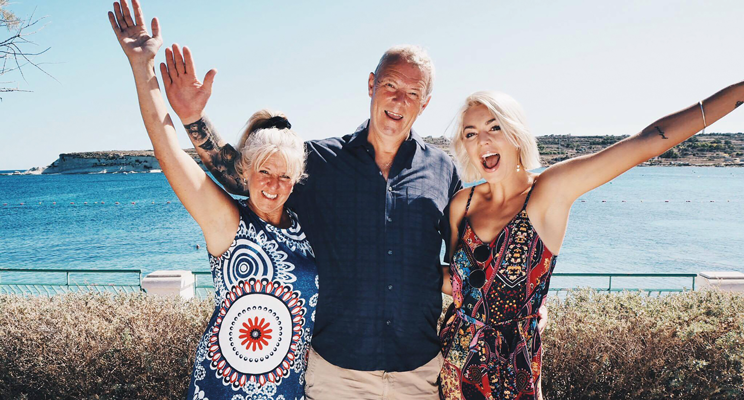 Meet Two Happy Pairs of Property Hunters in Malta!