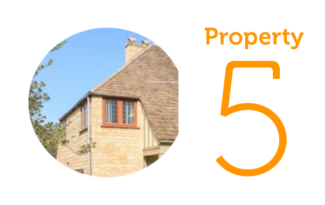 HOME Property 5: Four-bedroom house in Bourton-on-the-Water