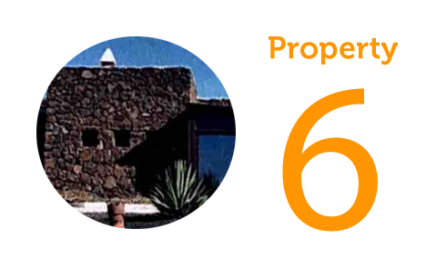 AWAY Property 6: Three-bedroom house in Las Breñas