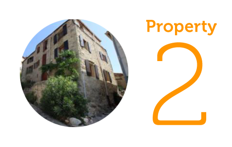 AWAY Property 2: Two-bedroom village house in Eus