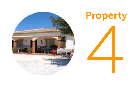 AWAY Property 4: Three bedroom house in Guaro
