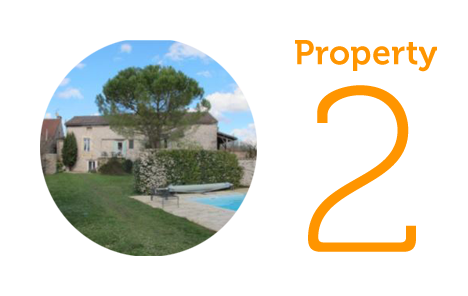 AWAY Property 2: Three bedroom stone house in Beaumont