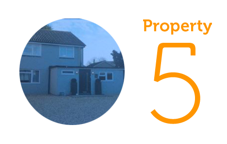 HOME Property 5: Four-bedroom house in Colyton