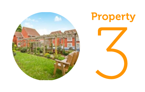 HOME Property 3: One-bedroom apartment in Portishead
