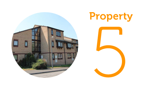 HOME Property 5: One-bedroom apartment in Nailsea