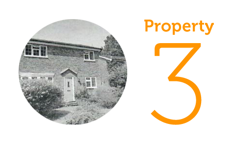 HOME Property 3: Three-bedroom house in Liss Forest