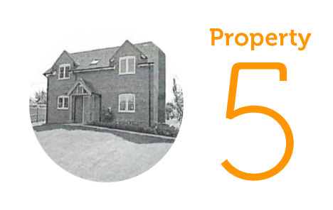 HOME Property 5: Three-bedroom detached house in Oldham