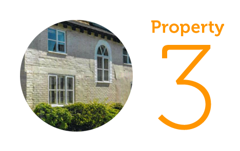HOME Property 3: Three-bedroom house in Aldbourne