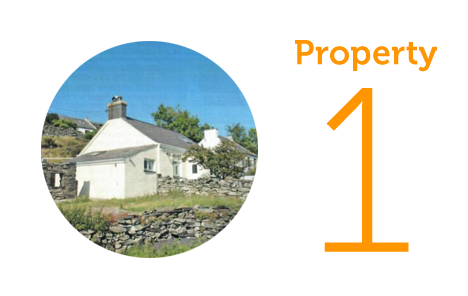 HOME Property 1: Two-bedroom cottage in Talysarn