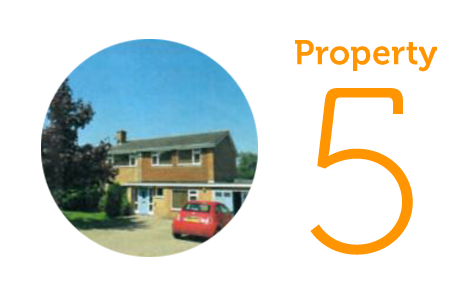 HOME Property 5: Four-bedroom house in Langton Green