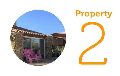 AWAY Property 2: Seven-bedroom house in Carcassonne