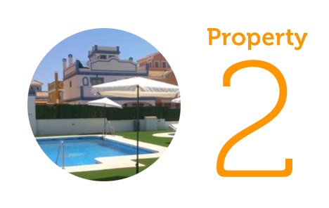 Property 2: Two-bedroom townhouse in San Juan de los Terreros