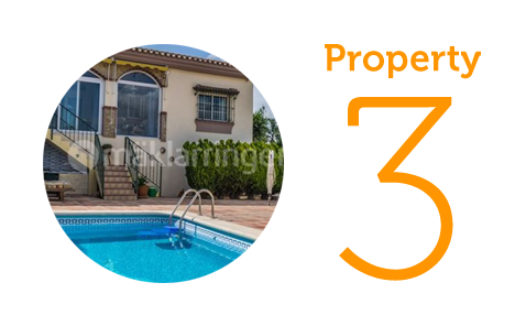 Property 3: Two-bedroom house in Nerja