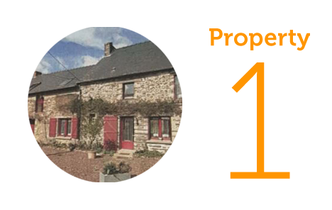 Property 1: Three-bedroom house in Neant Sur Yvel