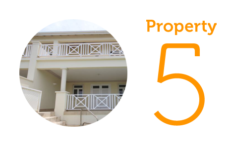 Property 5: Three-bedroom townhouse in South Point Estate