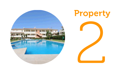 Property 2: Two-bedroom apartment in Torrox