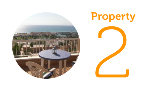 Property 2: Two-bedroom apartment in Marina de la Torre