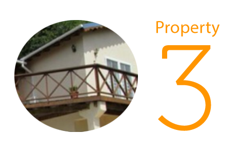Property 3: Three-bed villa in Gros-Islet