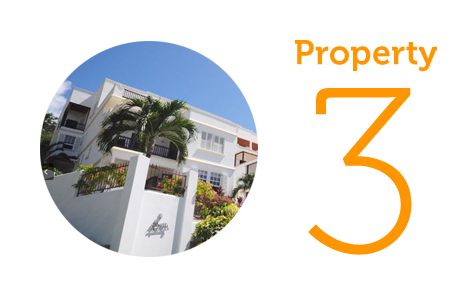 Property 3: Three-bedroom apartment in St. James